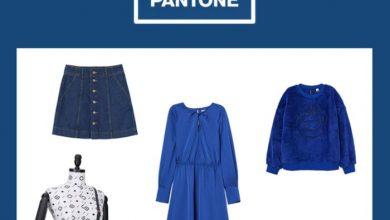 Photo of 올해의 컬러 '클래식 블루', 패션계에 부는 파란 바람
