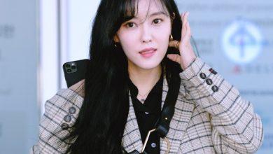 Photo of 효민, 자켓 하나로 트렌디한 공항패션 완성