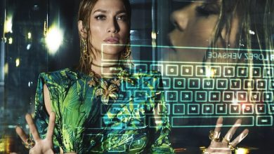 Photo of 베르사체, 제니퍼 로페즈와 2020 S/S 광고 캠페인 공개