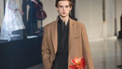 Photo of 발렌티노, 파리서 선보인 2020 AW 남성 컬렉션
