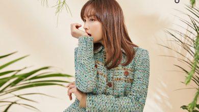 Photo of 이나영, 시간이 멈춘 듯한 아름다운 봄의 여신