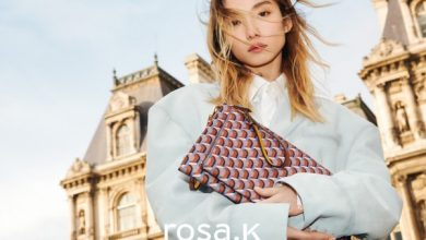 "Photo of 로사케이, 2020 봄여름 캠페인 ""감각적인 프렌치 스타일"""