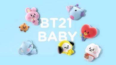 Photo of 라인프렌즈, 'BT21 BABY' 테마 컬렉션 글로벌 론칭