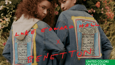 Luke Edward Hall x BENETTON