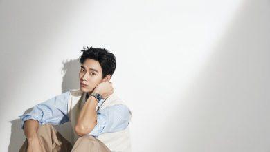 Photo of 봄의 기운 물씬, 김수현 화보 공개