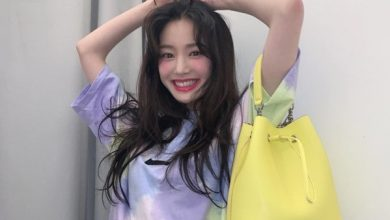 Photo of 이유비, 상큼한 그녀의 비타민 같은 패션 화제