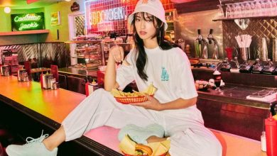 Photo of 티셔츠 하나로 스트리트 패션 완성하기