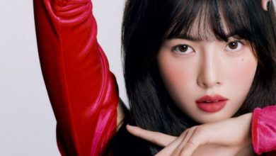 Photo of 현아 X 입생로랑 뷰티 , 다양한 매력의 립 화보 공개