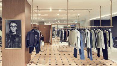 Photo of 프랑스 남성복 '아미', 현대본점 단독 매장 오픈