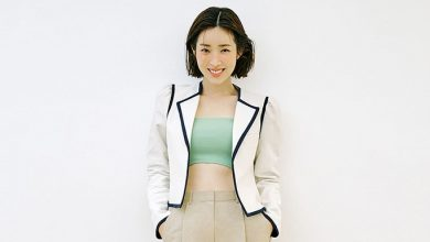 Photo of W컨셉, 차정원 린넨 컬렉션 화보 공개