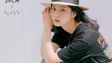 Photo of 29CM X 윤승아, 썸머 티셔츠 스타일링 전개