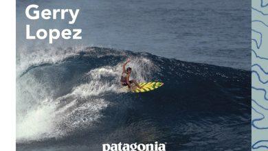 Photo of 파타고니아, 서핑 챔피언  '제리 로페즈 컬렉션' 공개