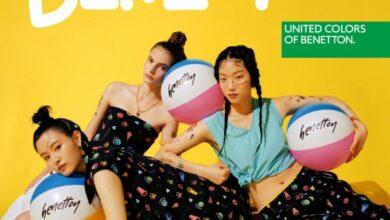 Photo of 베네통, 다채로운 컬러 패턴의 '시티 리조트 컬렉션' 론칭
