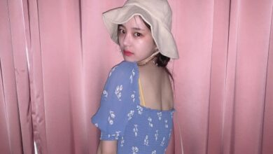 Photo of 이유비, 미니백으로 완성한 러블리 원피스룩