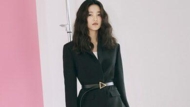 Photo of 프론트로우, 뮤즈 김태리와 뉴 드라마 시그니처 컬렉션 화보 공개