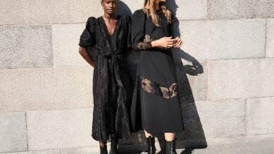 Photo of 재활용 소재의 아름다움을 보여주는 'H&M'의 가을 컬렉션
