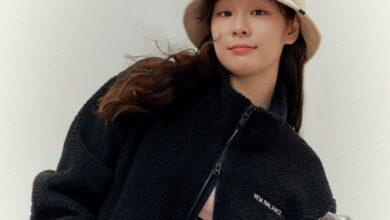 Photo of '연아의 집콕' 플리스 화보 공개