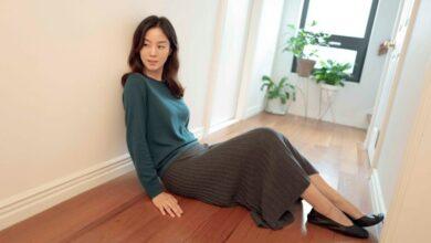 Photo of 플로리스트 문정원이 선택한 데일리 니트