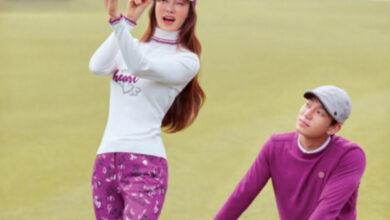Photo of 배우 최여진의 러블리한 골프웨어 화보 공개