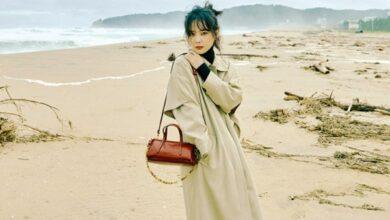 Photo of 매혹적인 가을 여신 '윤승아'의 어텀룩 제안