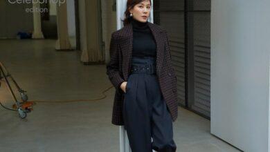 Photo of 김하늘의 감각적인 겨울 패션 화보