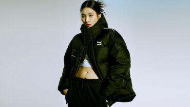 Photo of 푸마 X 선미, 다운 재킷 화보 공개