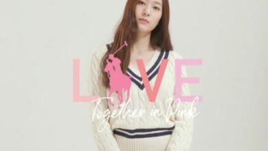 Photo of 크리스탈 X 랄프 로렌, 핑크 포니 20주년 영상 화보 공개