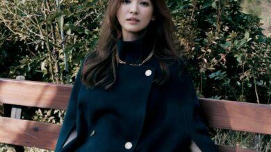 Photo of 뮤즈 송혜교와 함께한 '미샤'의 2020 겨울