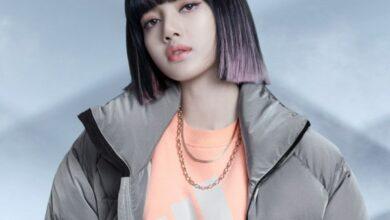 Photo of 블랙핑크 '리사' & 위너 '송민호'의 다운 자켓
