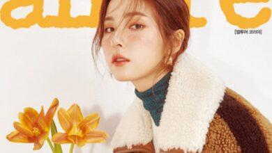 Photo of 코치의 뮤즈, 배우 신세경의 가을 화보
