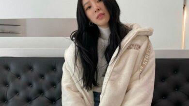 모델 아이린 에코퍼
