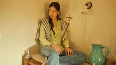 정은채 제주살이 앤유 화보