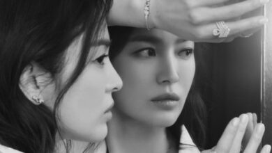 쇼메 송혜교 화보
