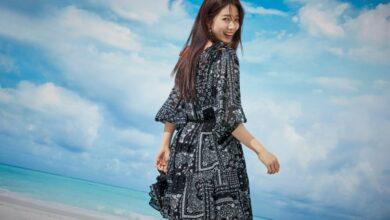 박신혜 모조에스핀 리조트컬렉션 화보